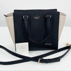 New KATE SPADE Cameron Street Hayden Satchel Bag